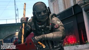 Akimbo Blades Call of Duty