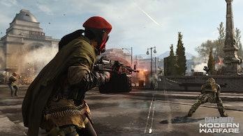 Call of Duty Promenade Warzone
