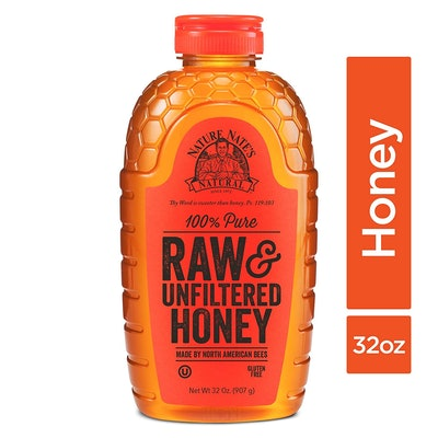 Nature Nate's 100% Pure, Raw, and Unfiltered Honey