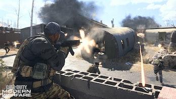 Call of Duty Season 4 Scrapyard