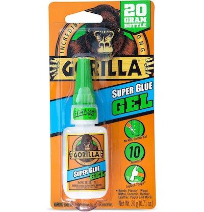 Gorilla 7700104 Super Glue Gel (.71 Ounces)