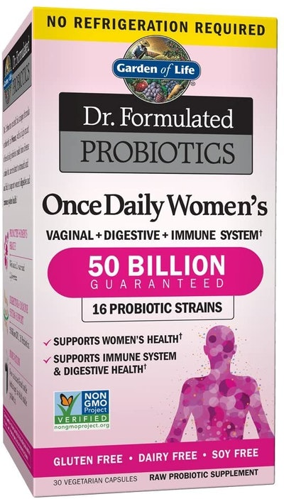 Garden of Life Dr. Formulated Probiotics (30 Count)