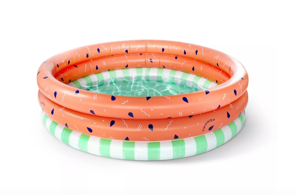 Minnidip Slice of Confetti Kiddie Pool