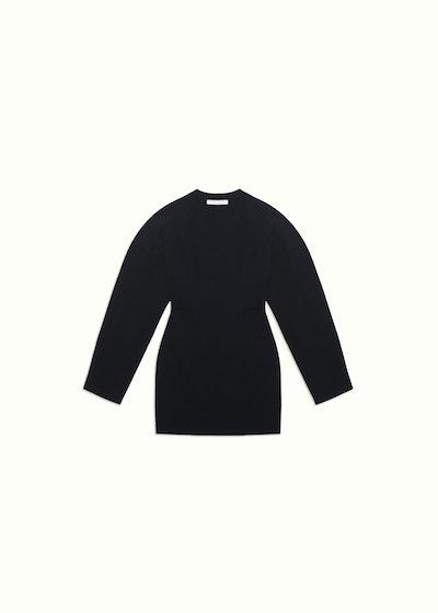 JERSEY CORSET DRESS