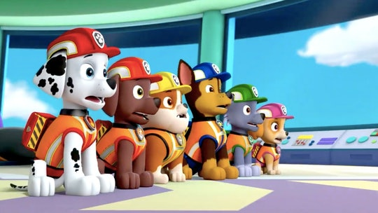 Social media was abuzz with fears that 'PAW Patrol' had been cancelled.