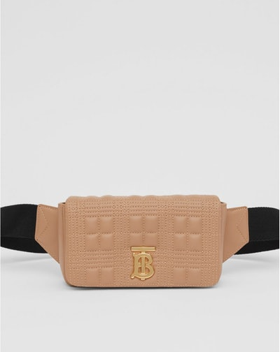 Quilted Lambskin Lola Bum Bag