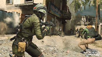 Call of Duty Roze Season 4 Operator