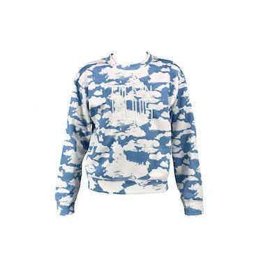 Plemuns Logo Cloud Sweater