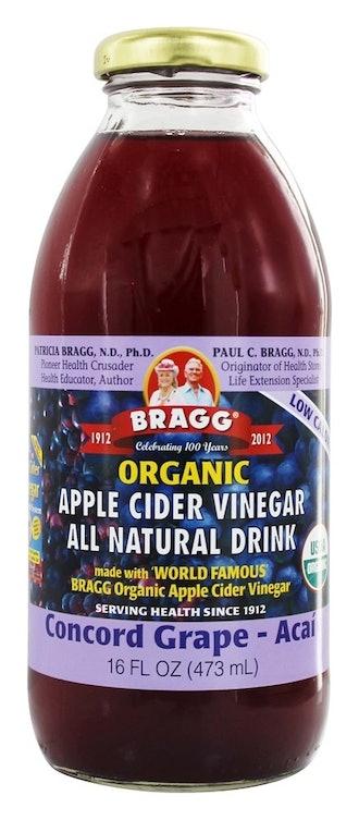 Organic Apple Cider Vinegar All Natural Drink