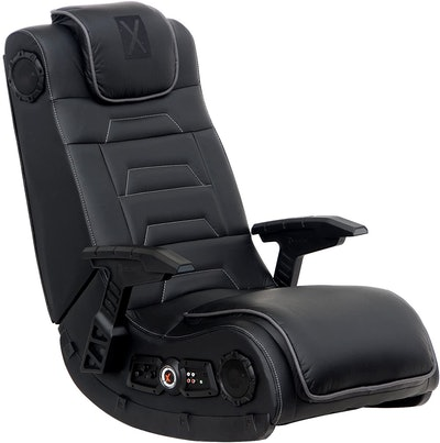 X Rocker Pro Series H3 Leather Video Gaming Chair