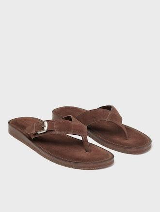 Havana Buckle Sandals