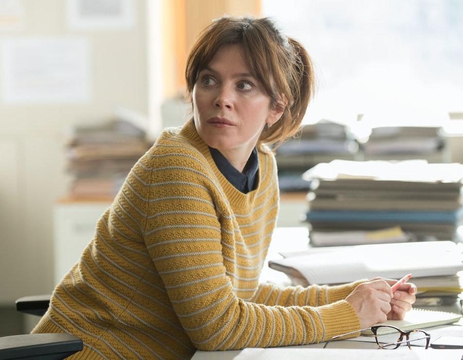 Anna Friel in Marcella via the Netflix press site