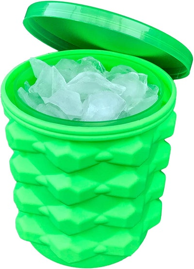 The Ultimate Ice Cube Maker and Bucket