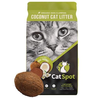 CatSpot Coconut Cat Litter (5 Pounds)