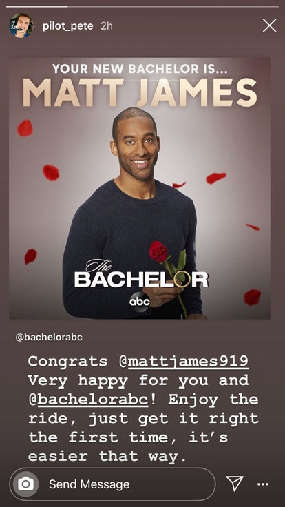 'Bachelor' Alums Tyler C., Hannah B., & More React To Matt James' Casting