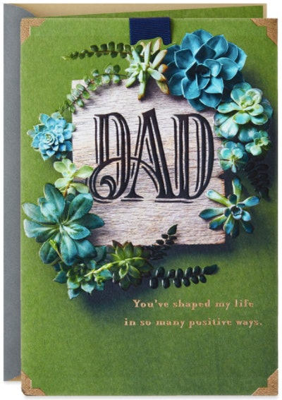 Proud to Have You for a Dad Father's Day Card