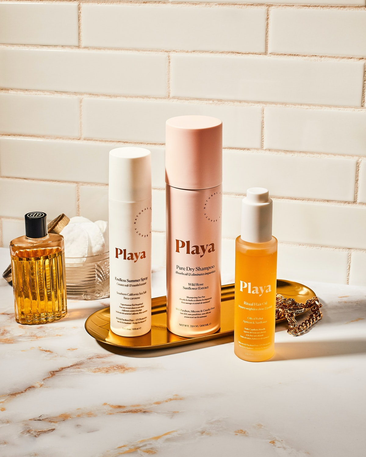 Playa will donate 200 bottles of its new Pure Dry Shampoo to healthcare workers and donate all of Ju...
