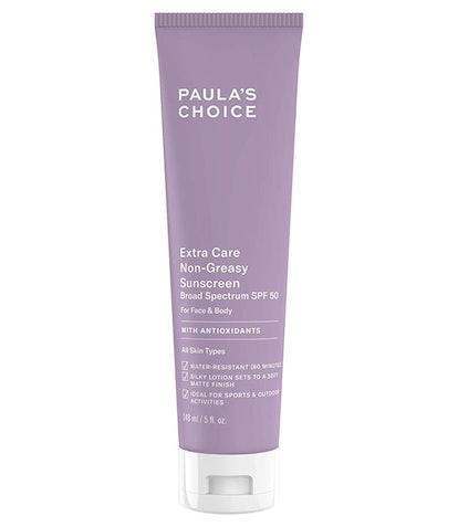 Paula's Choice Extra Care Non Greasy Sunscreen