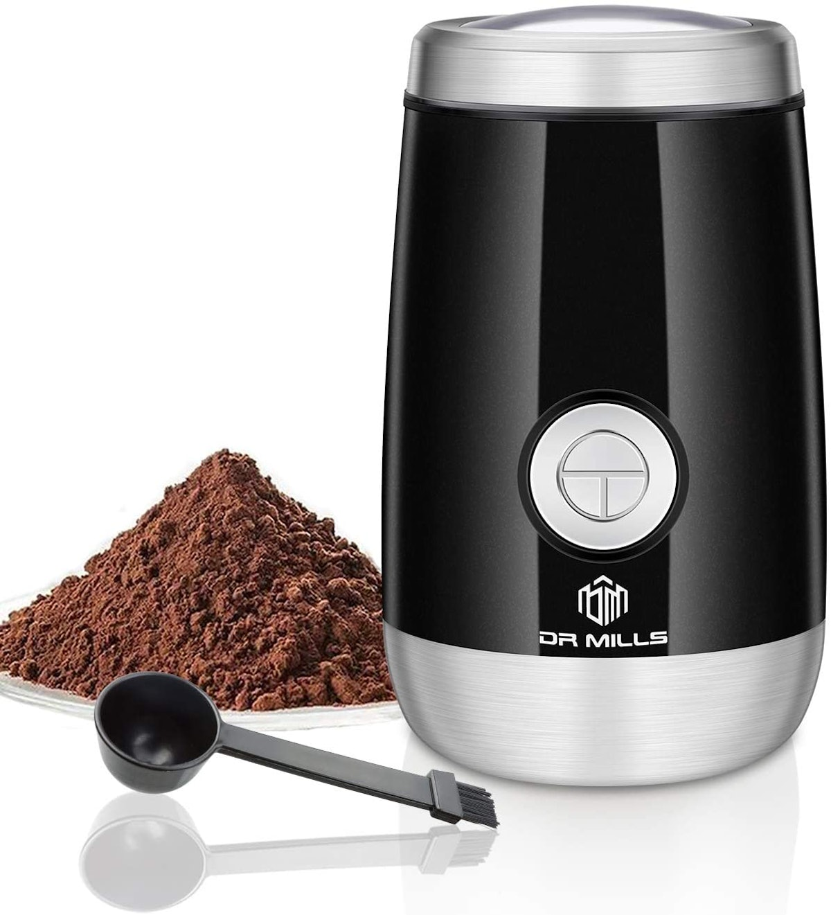 DR MILLS Electric Dried Spice and Coffee Grinder
