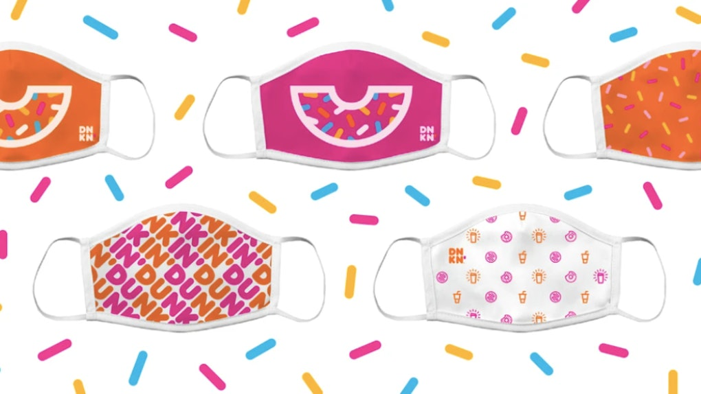 Here's where to buy Dunkin's cloth face masks to support the brand's charity efforts.