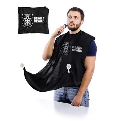 Bear's Beard Beard Bib