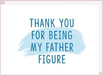 Father Figure Card
