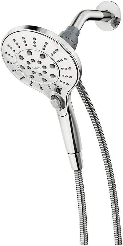 Moen Engage Magnetix Six-Function Handheld Showerhead with Magnetic Docking System