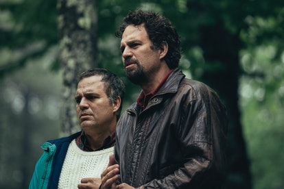 Mark Ruffalo as Dominick and Thomas Birdsey in 'I Know This Much Is True' via HBO's press site