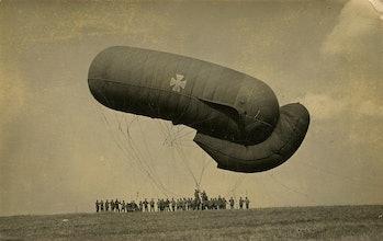 war balloon
