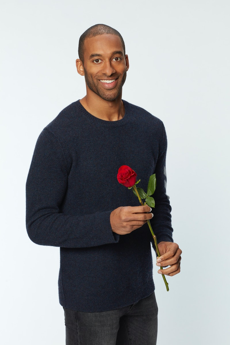 Matt James 'The Bachelor' (via WDTV Press site)