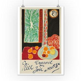 Vintage Matisse Print