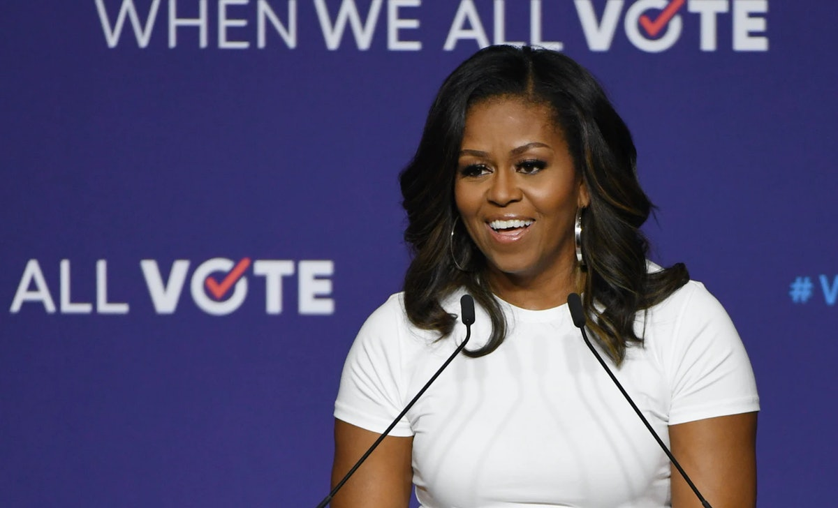 Michelle Obama's Instagram post about voting and criminal justice is a must read.