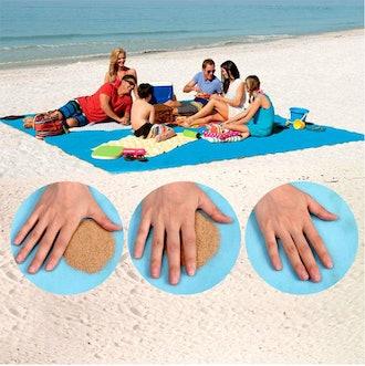 WAPIKE Sand-Free Beach Mats