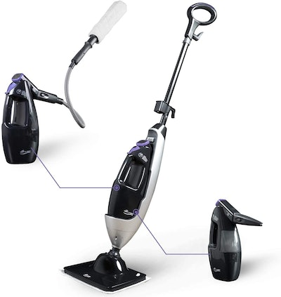 LIGHT 'N' EASY Steam Cleaners Multifunctional Steam Mop