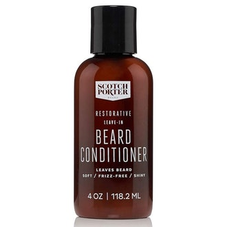 Scotch Porter Leave-in Beard Conditioner