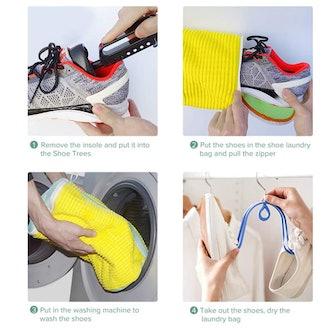 Teletrogy Shoe Wash Bag