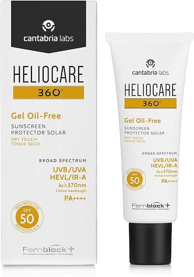 Heliocare 360 Oil-Free Gel SPF 50