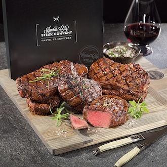 Classic Steak Gift Box Combo