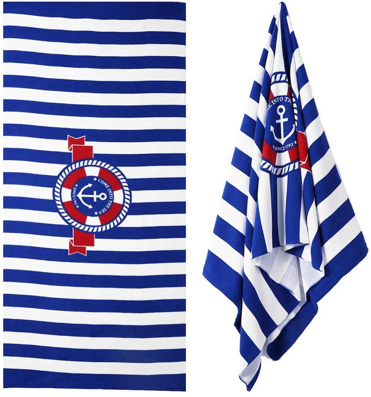XULE Microfiber Beach Towel