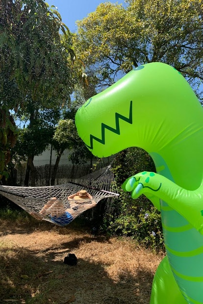 T-Rex Inflatable Sprinkler