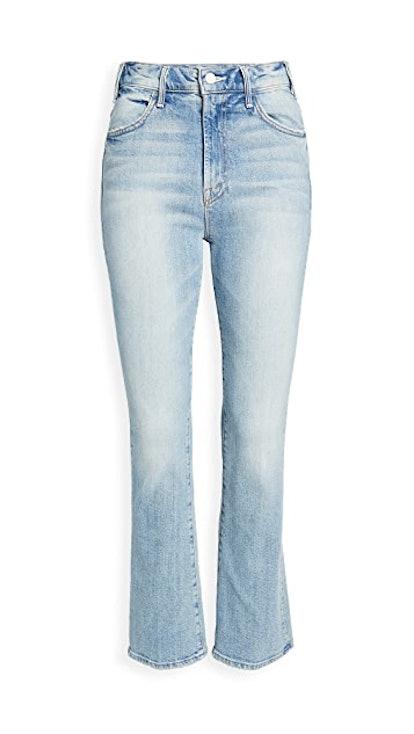 The Hustler Ankle Jeans