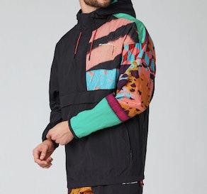 New Balance Printed Reeder Jacket