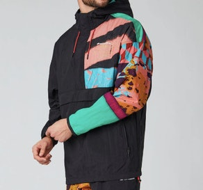 New Balance Printed Reeder Jacket