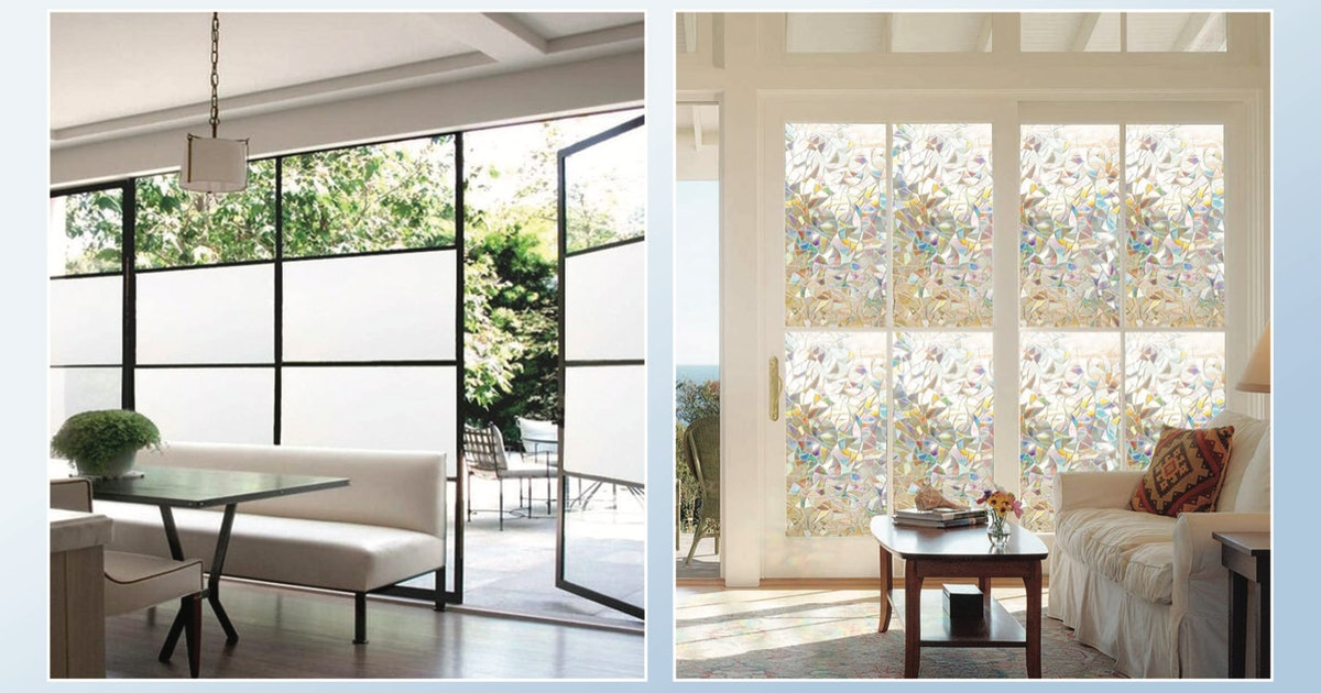 These Window Films Block Heat & UV Rays — While Still Letting In Natural Light
