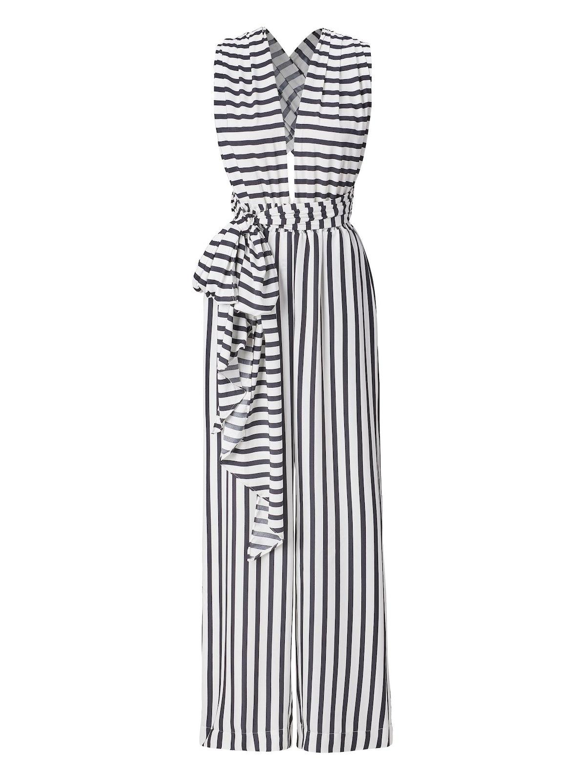 Diarrablu Umy Lines Convertible Jumpsuit