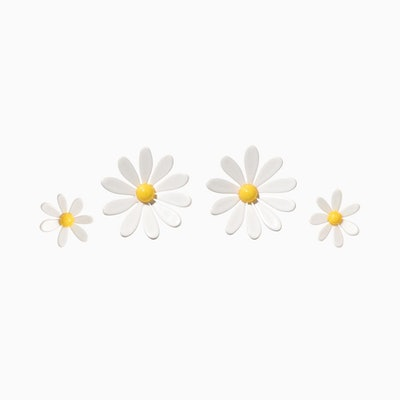 Roxanne Assoulin Everything's Comping Up Daisies Earrings
