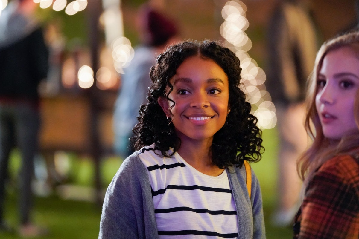 Rachel Hilson in Hulu's 'Love, Victor'