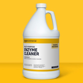 AmazonCommercial Multi-Purpose Enzyme Cleaner (1 Gallon)
