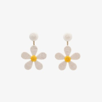 Rebecca de Ravenel Daisy Drop Earrings