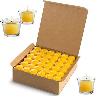 Candle Charisma Votive Citronella Candles (2 Ounces; 72-Pack)